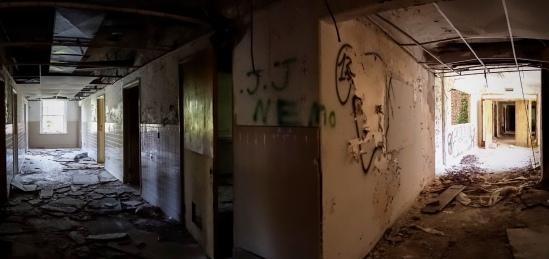 Derelict Hospital