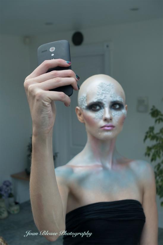 Jess selfie
