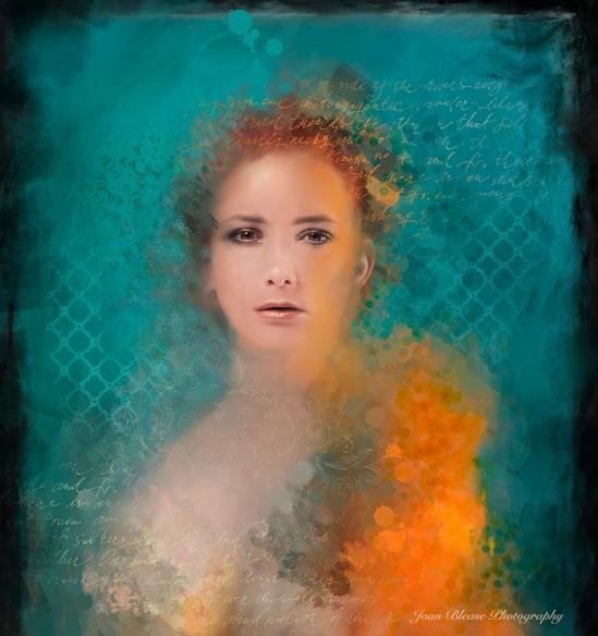Stephanie Abstraction 1